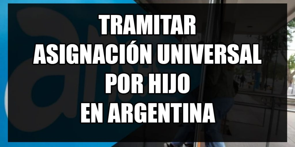 tramitar auh en argentina